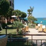 Marina (hôtel Ocean View) vous pouvez aller y boire gratuitement