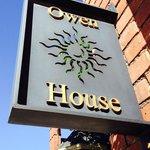 Owen House sign