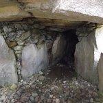 Cairn passageway