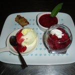dessert maison