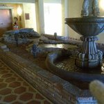 Fountain in our Building