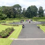 Kilkenny Castle Formal Gardens