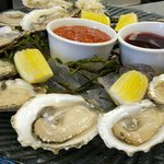Oyster, freshest seafood around!
