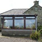 outside fabulous cottage