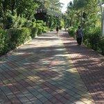 Promenade walk to Marmaris