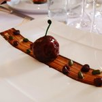 foie gras en fruit déguisé