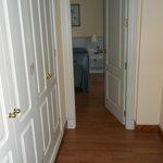 armarios en pasillo
