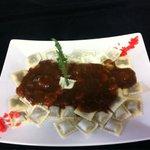 Raviolis niçois sauce daube