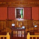 Judges seat