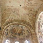 聖イジ―教会の天井