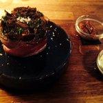 Filet mushroom & tarragon
