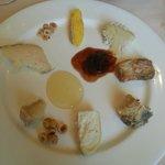 il mio piatto di formaggi