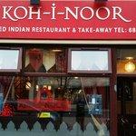 Outside kohinoor