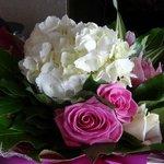 Anniversary bouquet.
