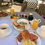 Petit déjeuner pantagruélique
