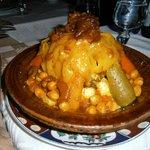 Couscous Marrakchi