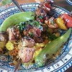 Bizar Bazar (meat) close-up!