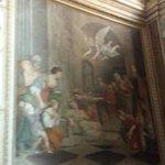 Domenichino:la morte di santa Cecilia