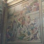 Domenichino:l'elemosina di santa Cecilia