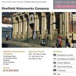 Sheffield Waterworks
