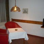 Номер в отеле Эказент