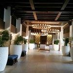 Gran hotel entrance