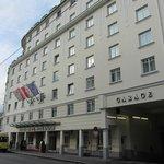 Ananas Hotel in Vienna