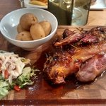 Ham hock; to die for