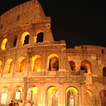 walking tour around the ancient Rome