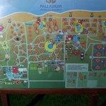GRAND PALLADIUM PLAYA BAVARO - MAPA DEL RESORT