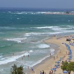 Beach from the Hotel - Grecian Sands Ayia Napa