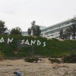 Hotel from the Beach - Grecian Sands Ayia Napa