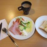 朝食(私の)