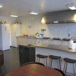 自炊調理室