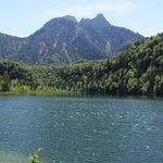 Schwansee lake
