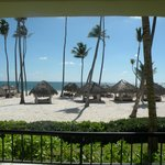 The view from our room!