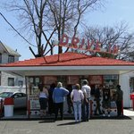 Best custard stand in the area, open year round!