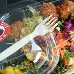 salad bowl...my fave! so so so so yummy