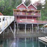 Photo de Discovery Islands Lodge