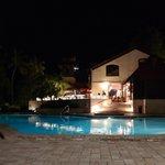 Pool at Carambola