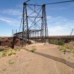 Tanners' Crossing Bridge at Cameron, AZ