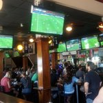 Watching World Cup at D Street