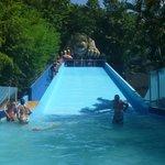 Parque acuático a unos kilómetros del hotel
