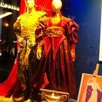 Vidriera de Aladino en Bloomingdale's