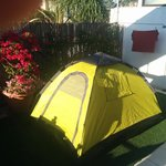 tent unit