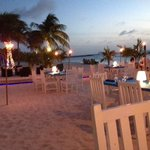 Dinner Divi Phoenix Aruba style