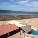 Pool area/ beach