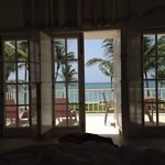 What a view to wake up too