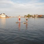 SUP Lessons with Paddle Surf New Jersey, Point Pleasant