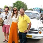 Our guide in Agra